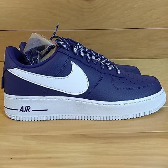 nike air force 1 lakers